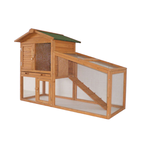 OUTDOOR CAGE WOOD TOMMY/PARADISE