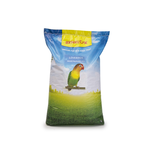 MIXTURE FOR LOVEBIRDS 20 KG X-LINE