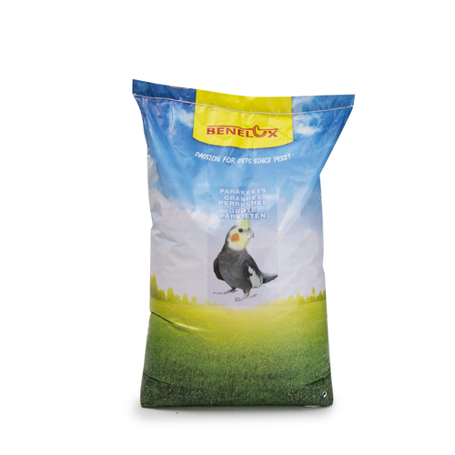 MIXTURE FOR PARAKEETS 20 KG X-LINE