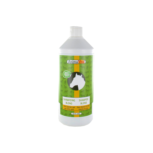 SHAMPOOING CHEVAUX BLONDE 1 L