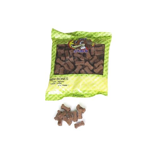 MINI BONES LAMB PET SNACK 200G