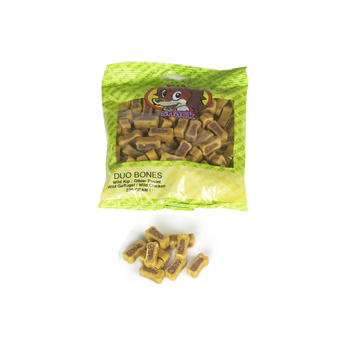 MINI DUO CHICKEN PET SNACK 200G