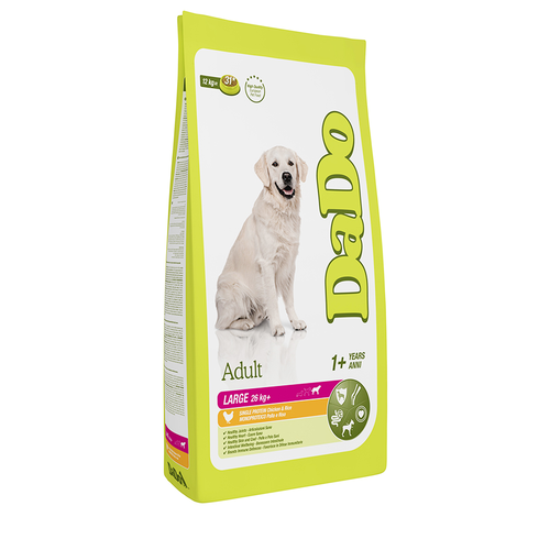 DADO ADULT LARGE BREED CHICKEN & RICE 3 KG