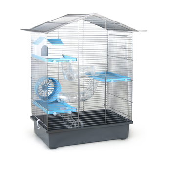 CAGE FOR HAMSTERS MIA BLUE