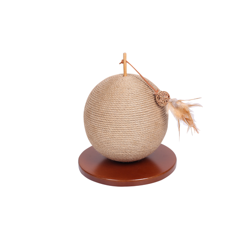 WIGGLE SCRATCHFURNITURE BIG BALL