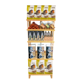 HOUTEN DISPLAY BENELUX NATURE SMALL GEVULD 1