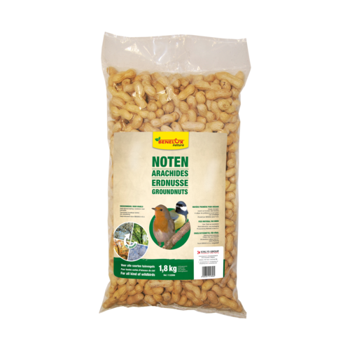 GROUNDNUTS  1,8 KG